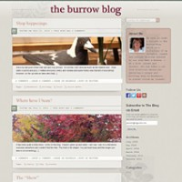 The Burrow Blog