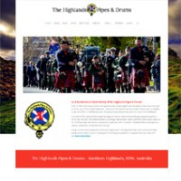 Highlands Pipes & Drums