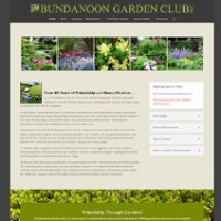 Bundanoon Garden Club